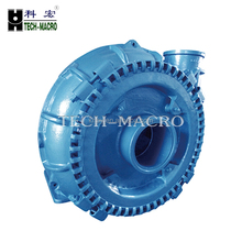 High head sea sand gravel pump dry sand handling centrifugal sand pumps