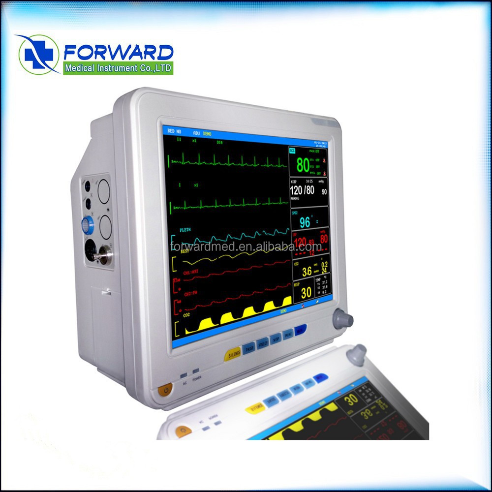 Modular Patient monitor with EEG/PSG/EtCO2 function