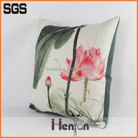 custom decorative velvet pillow for watch box