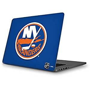 NHL New York Islanders MacBook Pro 13 (2013-15 Retina Display) Skin - New York Islanders Solid Background Vinyl Decal Skin For Your MacBook Pro 13 (2013-15 Retina Display)