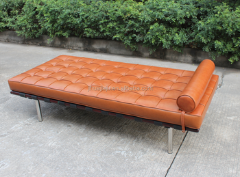 Ludwig Mies Van Der Rohe Barcelona Daybed Couch Buy Daybed