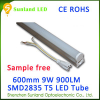Reasonable price CE ROHS cool white 9w 48pcs SMD2835 900lm flexible led light tube
