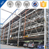 psh 6 layer puzzle vertical horizontal compact inteligent car parking system