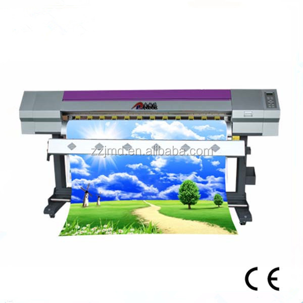 1.8m * 1 PCS DX5 1440DPI Outdoor Indoor Plotter Eco Solvent Printer