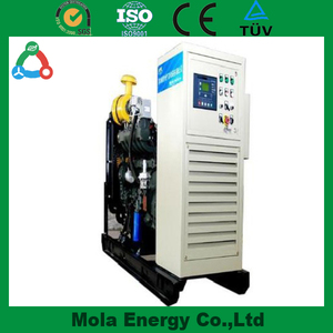 High efficiency water-cooled 10kw domestic gas generator