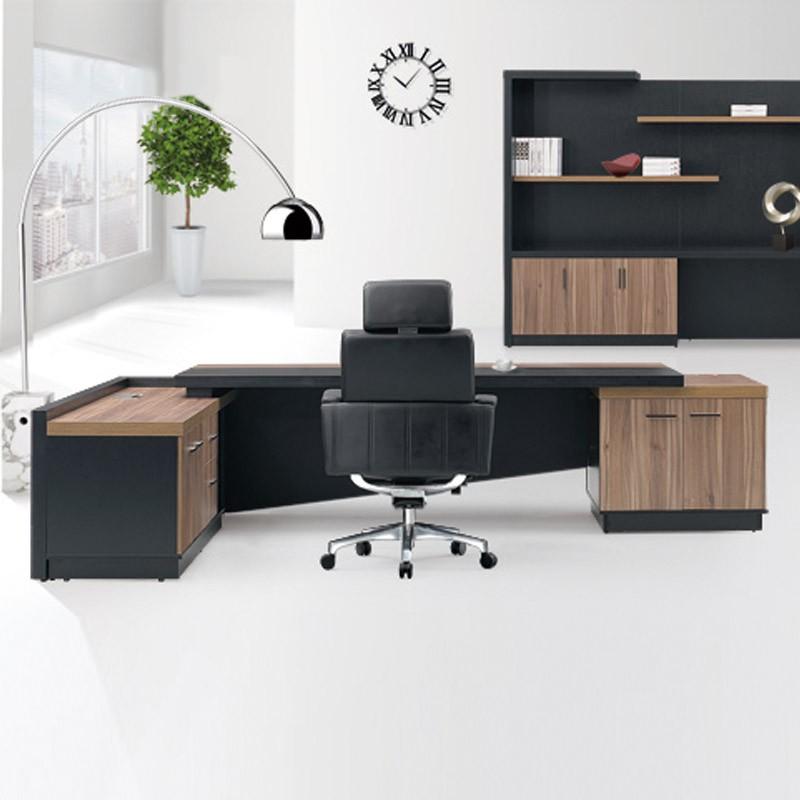 High End Modern Furniture: Fashion High End Office System Furniture L Shape Manager