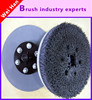 Long-term supply all kinds of polishing disc brush, abrasive disc brush, welcome to connect with our