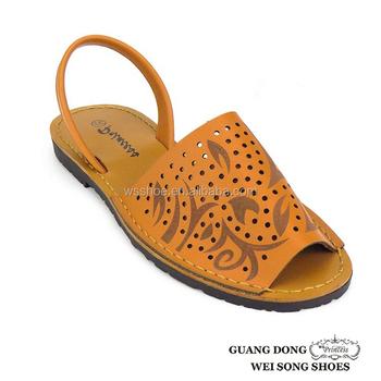 cercare grande qualità comprare a buon mercato Donne Di Estate Del Sandalo Stile Spagnolo Di Moda Belle Donne ...