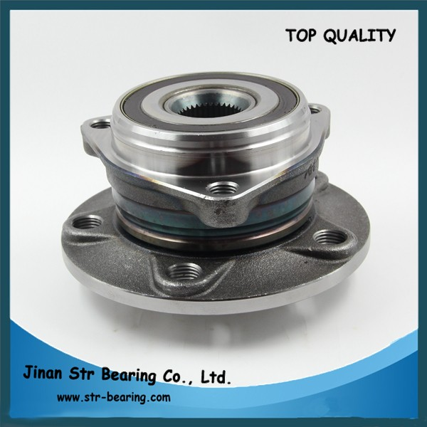 China Automotive Parts Auto Front Axle Wheel Hub Bearing Unit Hub ...