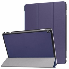 Case For Huawei MediaPad M3 lite 10 Covers Protective Leather M3 Youth Edition BAH-W09 AL00 Tablet
