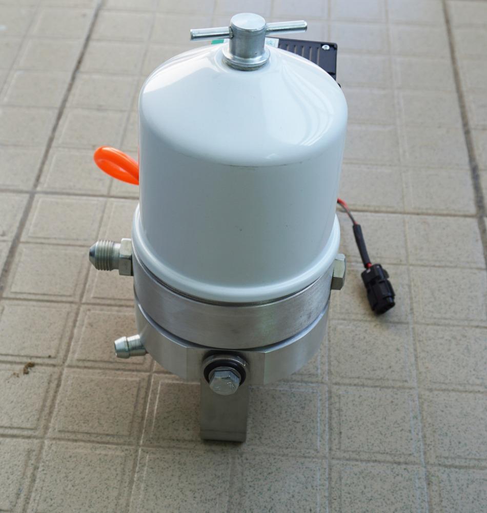 Universal Spinner Centrifuge Oil Filter For Diesel Engine