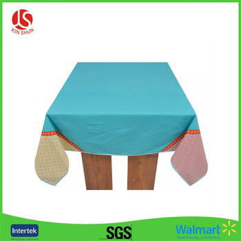 Factory Disposable Plastic Christmas Table Cover Silicone Table Cover