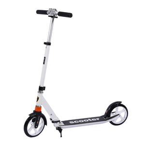 Experienced Manufacturer 230mm PU wheel best big scooter