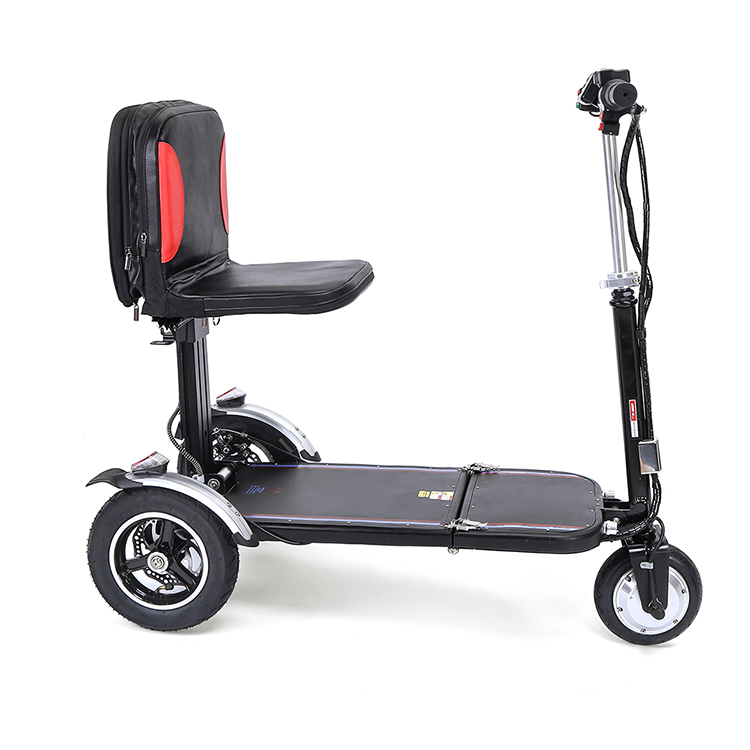 Cheap 12 inch aluminum adult 3 three wheel tricycle trike trix scooter electric bike bicycle scooters for sale