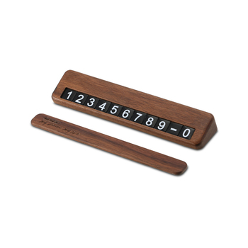 Remax Rt-sp13 Magnetic Walnut Phone Number Plate For Car - Buy Remax  Rt-sp13 Magnetic Walnut Phone Number Plate For Car,Remax Rt-sp13,Remax Car