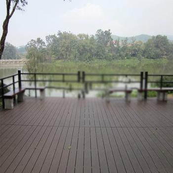 Grey Composite Floor Wood Decking