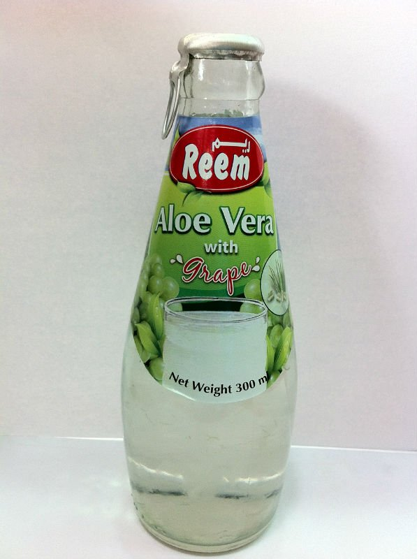 Aloe Vera Juice with Grape
