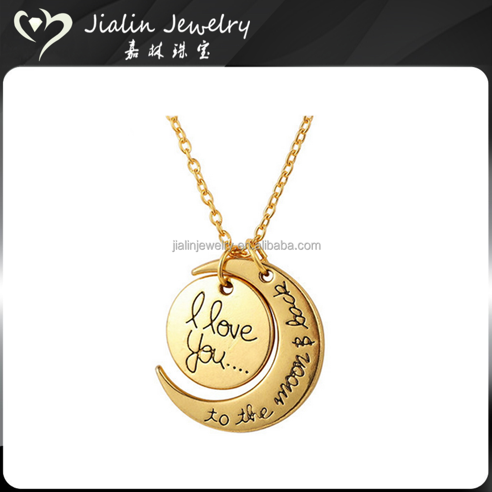 Fashion jewelry designs arabic make your own name necklace