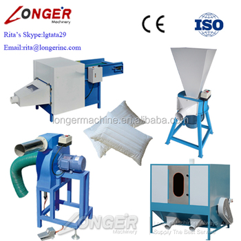 Professional Pillow Filling Machine Mixer Making For Sale