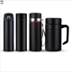 500ml insulated double wall flask coffee mug stainless steel metal eco water thermos drinking filter vacuum bottle sport