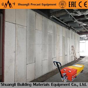precast boundary wall machine in india