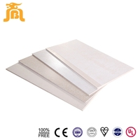 100% Asbestos Free High Quality Fire Rated Ceiling Cellulose Fiber Cement Board