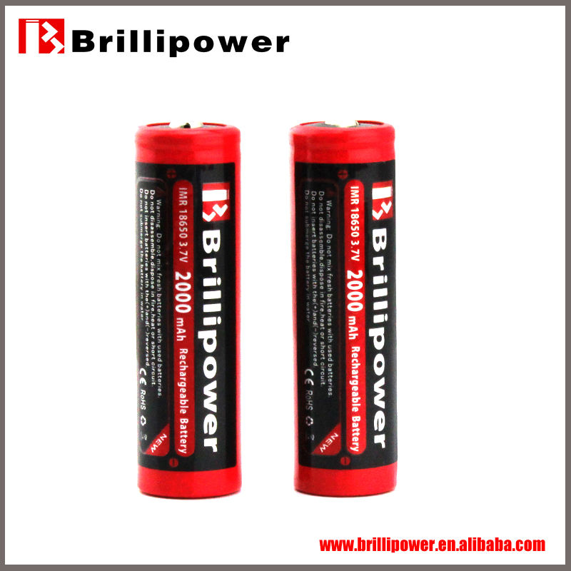 3.7v aa energizer battery/18650 energizer aa battery 18650 rechargeable energizer battery 2000mah