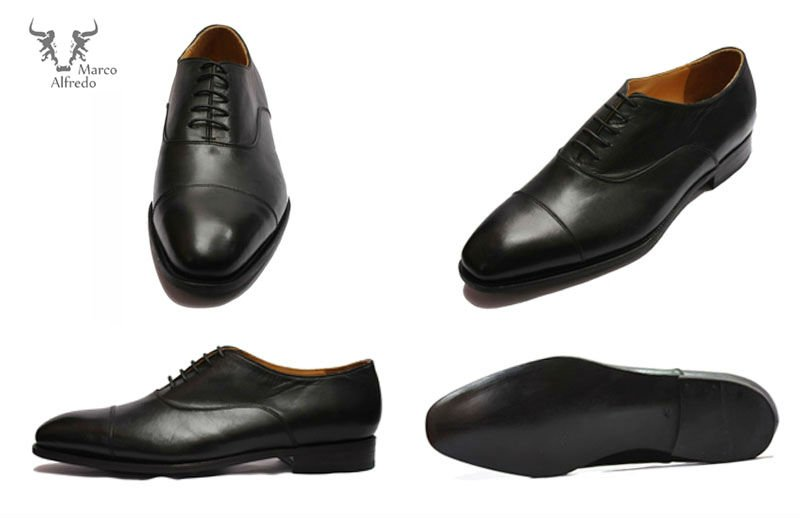 Oxford leather shoes leather Oxford IvrIU