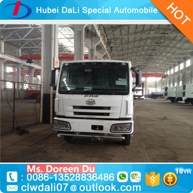 2016 hot sale 20000 liters water tank truck price 20m3 used water tank truck dimensions for sale