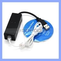 USB Fax Modem 56K Dial up Voice Data External V.90,V.92 For Windows 98 SE/ME/2000/XP/WIN7