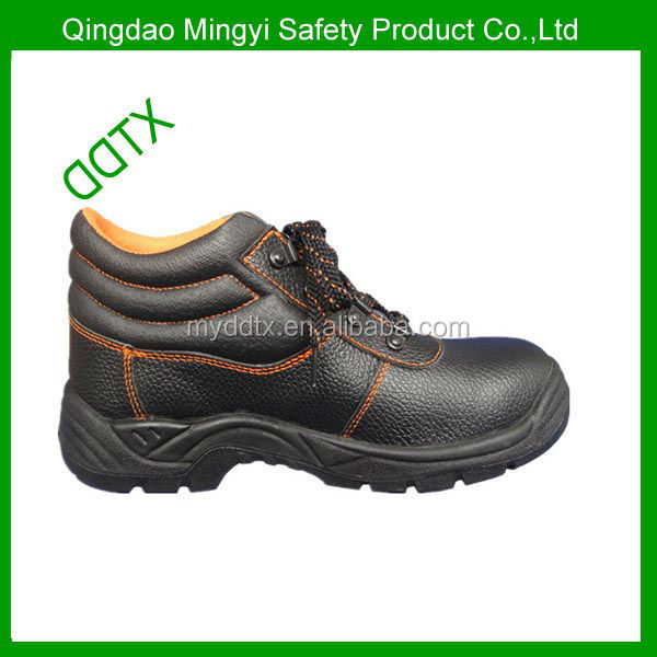 Factory making high quality CE safety footwear