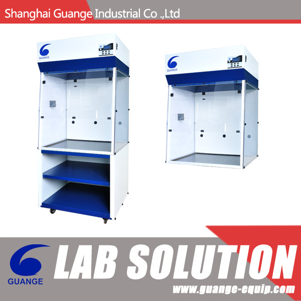 Ductless metal laboratory fume hood, chemical fume cupboard, with face velocity at 0.5m/s SFH 100 (WDH- 077)