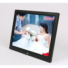 10 inch LCD digital loop video retail advertising display for POP stand
