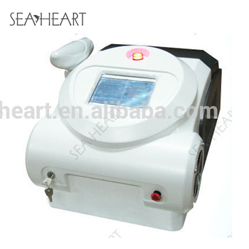 Long Pulse nd yag Laser Hair Removal and Veins removal beauty equipment with Headpiece Cooling&