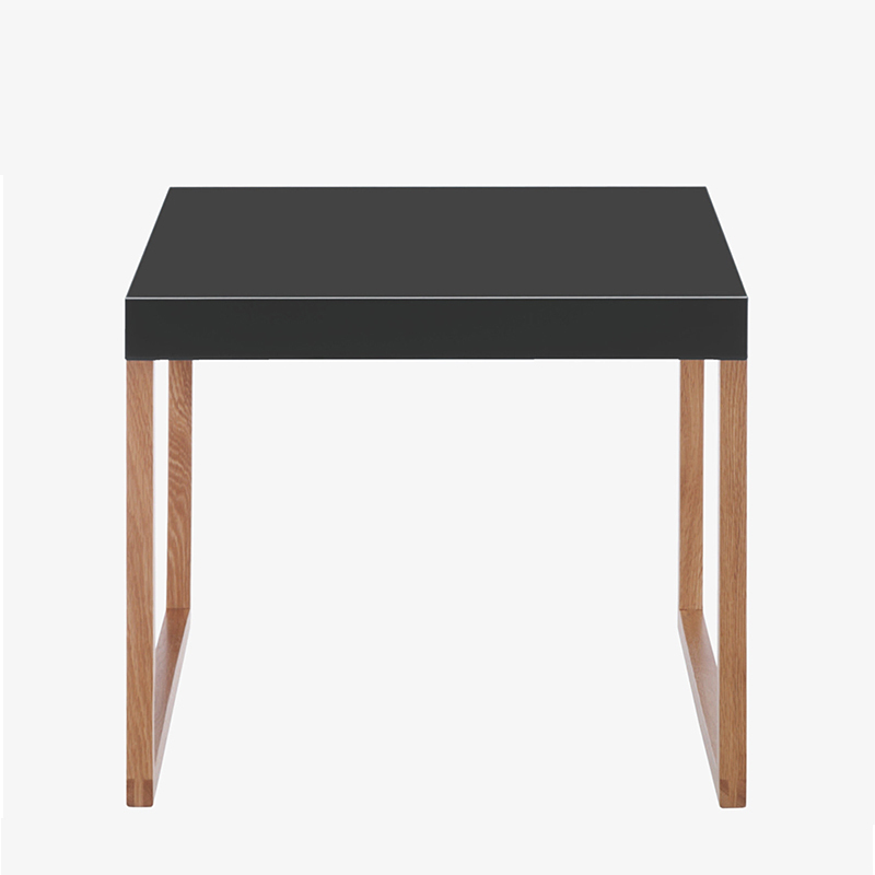Coffee Table Minimalist Retro: Square Side Table Minimalist Furniture , Wrought Iron