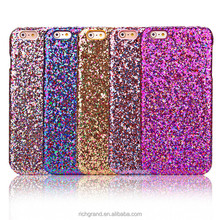 "Shining Mobile Phone Cases for iphone 6/6s Plus 5.5"" Glitter Paillette Bling Bling Case"