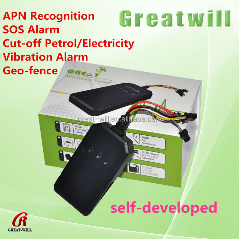 Automatically APN recognition gps tracking module TR06N