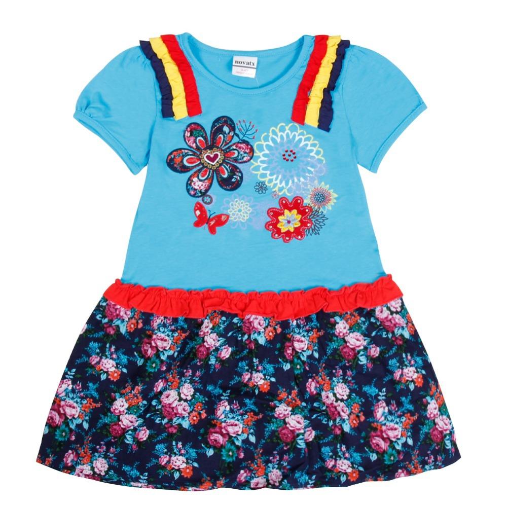 Vestir vestido de menina
