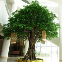 Artificial model banyan tree /faux plants make in Dongguan