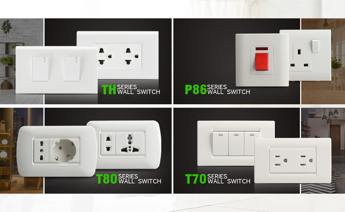 Yueqing Combo Electric Co., Ltd. - Switch Socket, Extension Socket