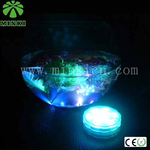 RGB wireless remote dimmable led fish tank aquarium lighting