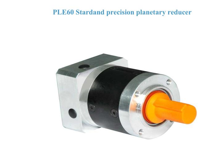 Single stage 5:1/1:5 Ratio PLE60 Series for Nema24 stepper motor servo motor planetary reducer speed motor gearbox