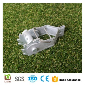 Spring Flapper,Zinc-coated Electric Fence Polywire Strainer For Farm Fence