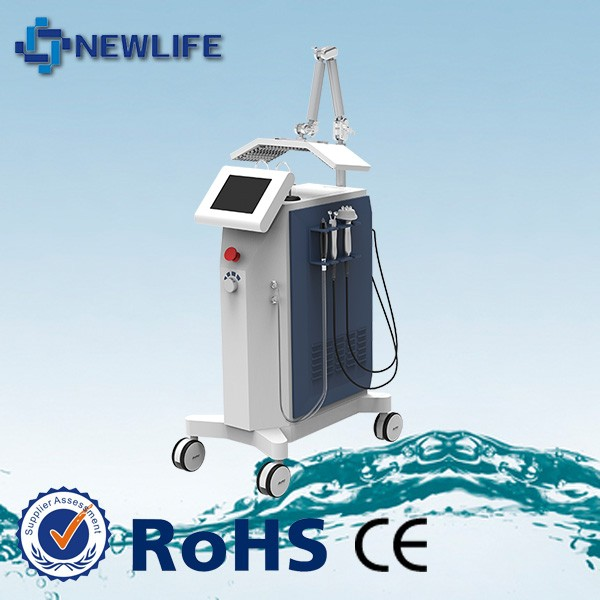 NL-HS300 New design ! Instant face lift antiaging acne pimple removal RFskin care machine