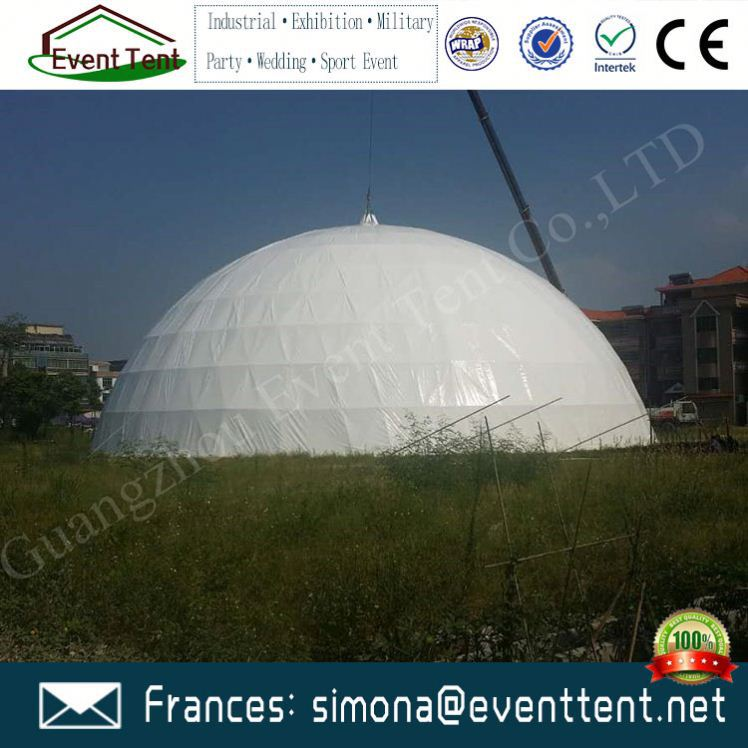 Brand New 20 person camping dome tents giant marquee inflatable dome tent