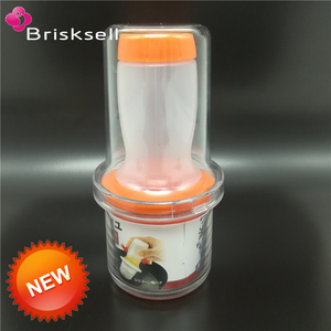 new design silicone oil brush for BBQ