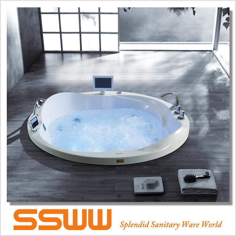 Great Round Whirlpool Tubs Ideas - The Best Bathroom Ideas - lapoup.com