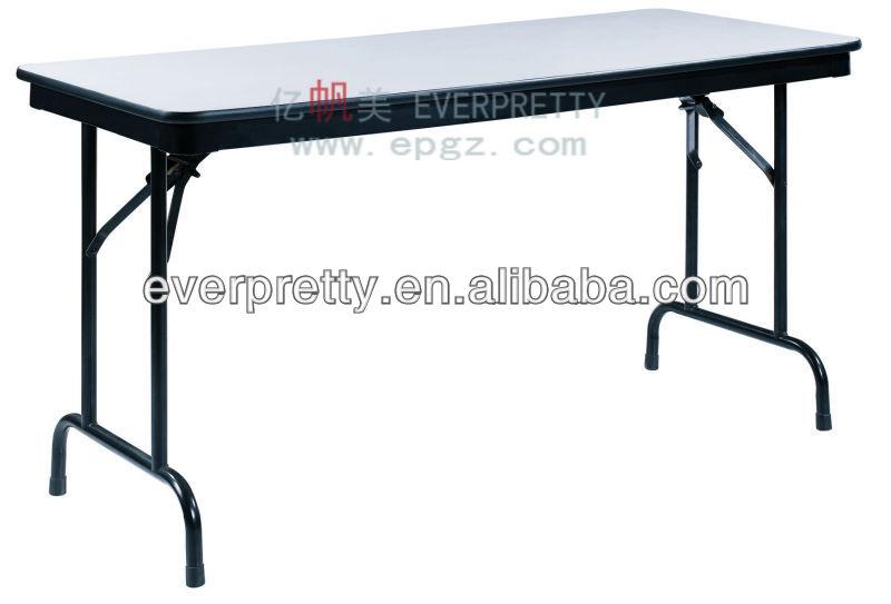 Plegable al aire libre mesas portátiles, mesa de comedor plegable ...