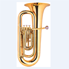 3 ventile <span class=keywords><strong>Eb</strong></span> Schlüssel Gold Lack Kinder <span class=keywords><strong>Tuba</strong></span> (HSD-739)