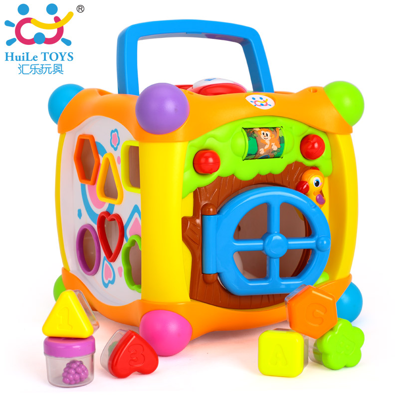 Huile toys china toy factory preschool educational toys with CE
